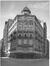 Photographie de l'immeuble de la Prévoyance Sociale à Anderlecht<br>
