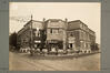 Photographie de la façade de l'ancien Institut pour infirmière 'Edith Cavell' à Uccle<br>