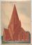 Perspective de la façade est de l'église de Beeringen<br>Henry, Lacoste