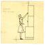 Dessin prototype de cuisine standardisée Cubex<br>De Koninck, Louis-Herman