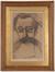 Portrait d'Émile Verhaeren<br>Gailliard, Frans ou Franz