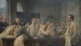 La Leçon de chimie<br>Broerman, Eugène