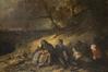 Épisode de la guerre des paysans<br>Meunier, Constantin