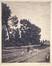 Le  mur du parc Josaphat<br>Blieck, Maurice Emile