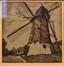 Moulin à Dixmude<br>Blieck, Maurice Emile