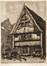 Maison de bois à Ypres<br>Blieck, Maurice Emile