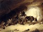 Les loups (de wolven)<br>Verboeckhoven, Eugène