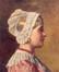 Jeune Hollandaise<br>Smits, Eugène