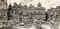 Grand Place à Bruxelles<br>Jacano,