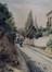 Petite rue au Bois<br>Thelen, Eugène