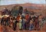 Les gitans (De zigeuners)<br>Menet, Florent
