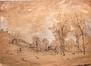 Paysage à Kinroy<br>Asselbergs,  Alphonse / Asselberghs, Alphonse
