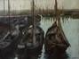 Barques, le soir<br>Luypaert, Jean