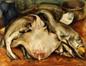Nature morte aux poissons<br>Wallet, Taf