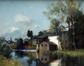 Moulin sur la Vierre<br>Lebon, Charles