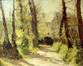 Le chemin creux<br>Hoebeke, Maguy