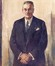 Portret van Meneer Burgmeester Fernand  Blum<br>Bolle, Martin