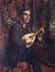 Portret van Silvio Ranieri (Gitarist)<br>Richir, Herman