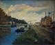 Canal à Willebroeck<br>De Paepe, Jules