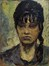 La gitane (De zigeunerin)<br>Minsart, Maurice