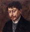 Portrait d'Albert Giraud<br>Stevens, Gustave-Max