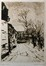 Chemin de l'Église - Evere (Kerkpad - Evere)<br>Blieck, Maurice Emile