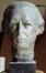 Buste de Florimond Bruneau<br>Akarova,