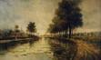 Paysage<br>Verdier, Gustave