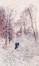 Hiver en forêt (Winter in het bos)<br>Frank, Lucien