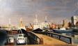 Zeebrugge - La passerelle<br>Van Goolen, Tony