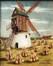 Moulin et gerbes de blé<br>Devos, Pol André
