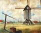 Moulin et puits<br>Devos, Pol André