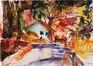 Paysage à Goa<br>Gritter, Hans