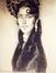 Portrait de femme<br>Swincop, Philippe