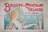 Biscuit et chocolat Delacre<br>Livemont, Privat Antoine Théodore