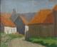 Rue de village<br>De Coorde, Charles