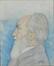 Zelfsportret van Frans Bossaerts<br>Bossaerts, Frans