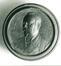 Médaille: Portrait de Léo Hirsch, fondateur de la Maison Hirsch & Cie, 1895, gravé par Charles Samuel<br>