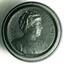 Médaille: Portrait de Johanna Hirsch/ Freudenberg, membre actif de la Société des Secours Efficaces, femme de Léo Hirsch, gravé par Charles Samuel<br>