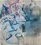 Peinture à l'huile et acrylique sur bâche de Sarah Kaliski, « les Juifs de Vienne »<br>