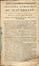 Brochure, « Histoire admirable du Juif errant »<br>