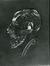 Médaille: Portrait du Général Ernest Edouard Wiener gravé par Louis Georlette, 1949, bronze<br>Georlette, Louis