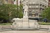 Monument aux artistes forains morts pour la Patrie <br>Voets, Victor / Voets , Herman