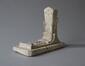Modèle pour monument funéraire (miniature)<br>Horta, Victor