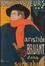Ambassadeurs : Aristide Bruant<br>de Toulouse-Lautrec, Henri