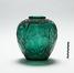 Vase aux perruches<br>Lalique, René