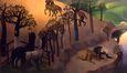 Le paysan riche et le paysan pauvre<br>Van de Woestijne,  Gustave