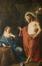 Apparition du Christ à sa mère
