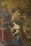 Sainte Aya en prière à la Sainte Trinité<br>Volders,  Lancelot
