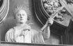 Buste de Saint François de Geronimo<br>